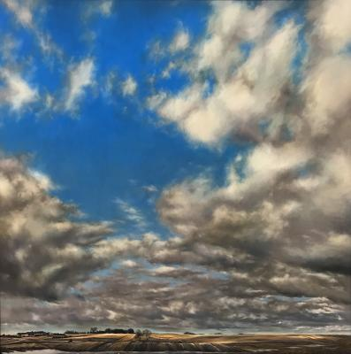 Thawing Skies by Jennifer Homan