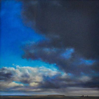 Pondering Skies by Jennifer Homan