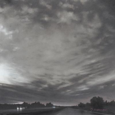 Veiled Skies by Jennifer Homan