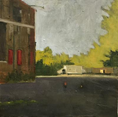 Light at the Studio by Stephen Dinsmore