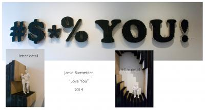 Love You by Jamie Burmeister