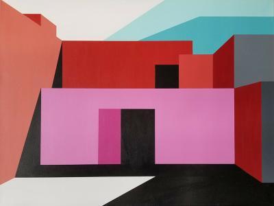 Casa Comprimida by Barbara McCuen