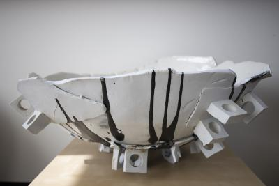 Vessel No. 49, Points of Attachment by Michael Becker