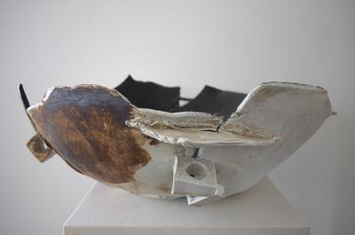 Vessel No. 46, Points of Attachment by Michael Becker