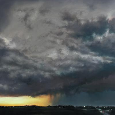 Rumbling Skies by Jennifer Homan