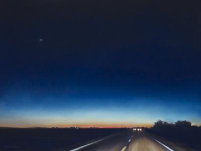 Setting Skies by Jennifer Homan