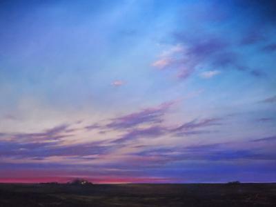 Whispering Skies by Jennifer Homan