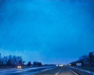 Cobalt Skies by Jennifer Homan