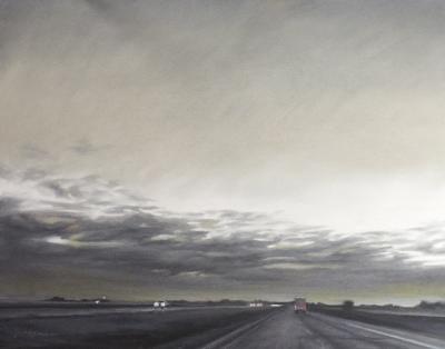 Steely Skies No. 2 by Jennifer Homan
