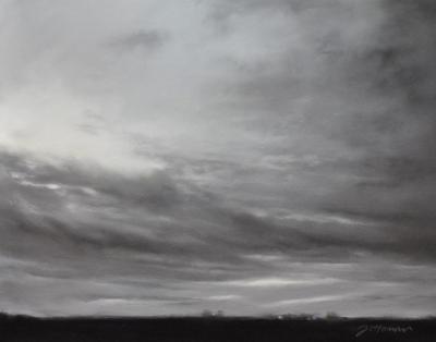 Brushing Skies by Jennifer Homan