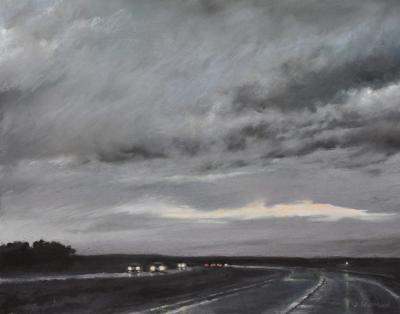 Turning Skies by Jennifer Homan