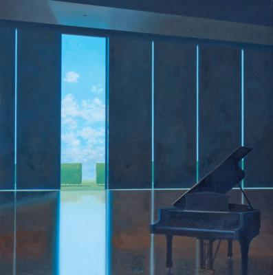 Practice Room by Merrill Peterson