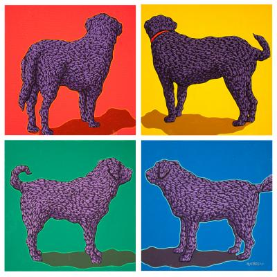 The Dogs by Tom Rierden