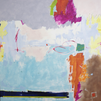 Windswept Alice by Cathy Palmer