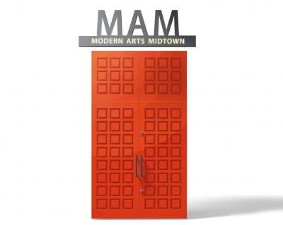 Modern Arts Midtown by Collection: A Group Show