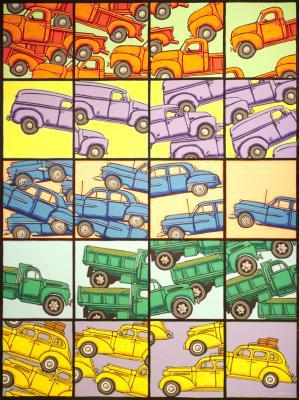Gridlock by Tom Rierden
