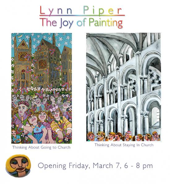Lynn Piper: The Joy of Painting