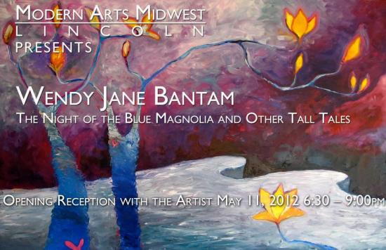 Wendy Jane Bantam: The Night of the Blue Magnolia and Other Tall Tales