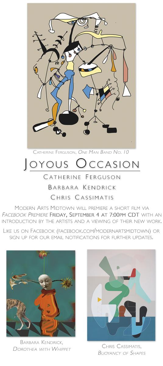 Joyous Occasion