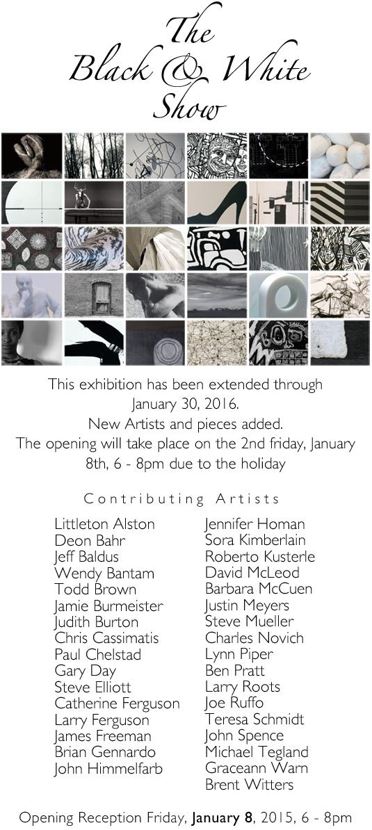 The Black & White Show extended