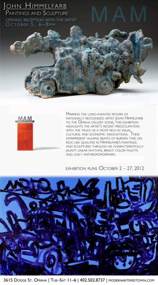 John Himmelfarb: Paintings and Sculpture