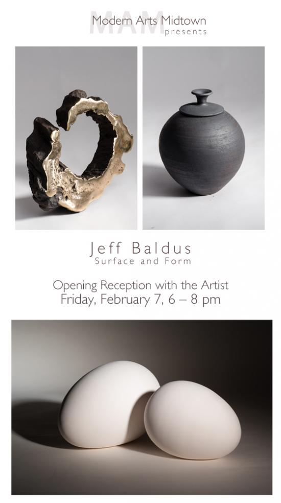 Jeff Baldus: Surface and Form
